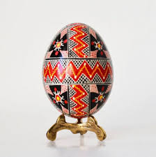 egg decorating supplies ukrainian egg pysanka and black traditional colors