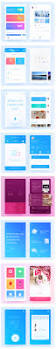 44 best ui poyomi images on pinterest colors flat design and