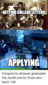 Hi5 Meme - 4gettingcollegeletterse applying fandom meme com congrats to whoever