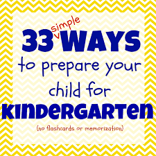 33 ways to prepare your child for kindergarten i can teach my child