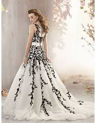 black and white wedding dress black and white lace wedding dress wedding dress styles