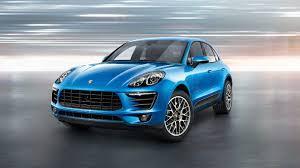 Porsche Macan Dark Blue - 2015 porsche macan awd turbo carnow com