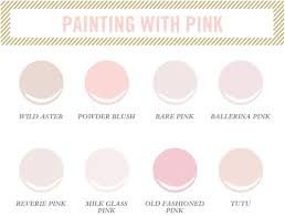 pink paint colors blush pink paint light bedroom better see best 25 colors ideas on
