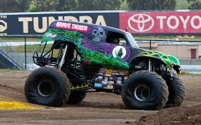 purple grave digger monster truck compare your fat bike to a truck mtbr com