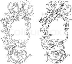 traditional design 2301407 616980 baroque design element traditional style all curves