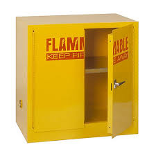 flammable cabinet home depot edsal 35 inch h x 35 inch w x 22 inch d steel freestanding flammable