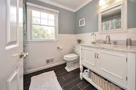 cottage full bathroom with house of fara 8 sq ft mdf overlapping