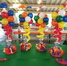 Circus Birthday Decorations Pin By Lic Bachi On Globos Pinterest Carnival Circus Party