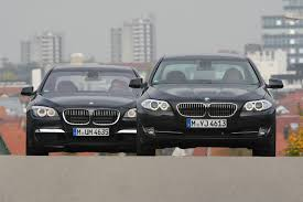 cars comparable to bmw 5 series bmw 5 series and 7 series one sausage different lengths