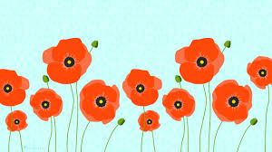 april 2016 poppy calendar wallpaper sarah hearts
