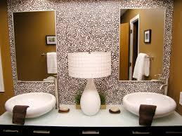 Backsplash Ideas For Bathroom Fascinating Bathroom Photos Of Stunning Sinks Countertops And