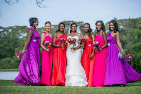 kenyan bridal hairstyles how to choose bridesmaids dresses samanthasbridal