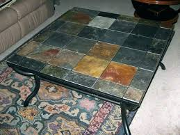 ceramic tile table top ceramic tile top dining table dailynewsweek com
