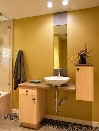 Bathroom Vanity Chicago Chicago Narrow Bathroom Vanity Contemporary With Recessed Lighting