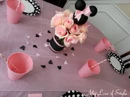 minnie mouse center pieces diy minnie mouse centerpiece insert my of style my