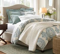 duvet covers lucianna medallion duvet cover sham pottery barn