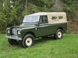 original land rover land rover series iii ffr dare britannia ltd