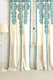 moroccan style curtains a tile shower curtain bathroom ideas