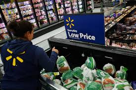 walmart u s ceo fresher food fill empty shelves and lower