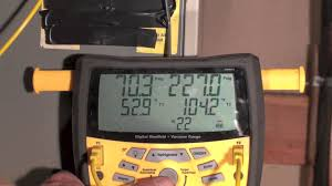 superheat and subcool measurements on the air conditioner youtube