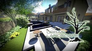 san juan capistrano landscape design 3d fly through urban