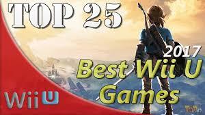 25 Bes by Top 25 Best Nintendo Wii U Games So Far 2017 Youtube