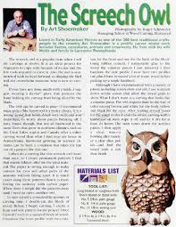 owl wood carving woodarchivist