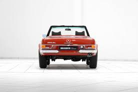 mercedes classic car what about a brand new classic car look for one with brabus