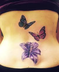 collection of 25 lower back butterfly for