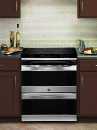 kitchen remodel double oven ranges electric kitchen remodels