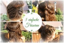 Einfache Frisuren by 5 Einfache Frisuren Boho Style