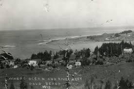 Gold Beach Oregon Map by Gold Beach