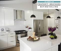 High Gloss Black Kitchen Cabinets White High Gloss Kitchen Cabinets Within High Gloss