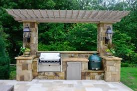 How To Build A Covered Pergola by 21 Grill Gazebo Shelter And Pergola Designs Shelterness