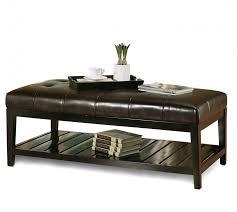 furniture round cocktail ottoman oversized ottoman coffee table
