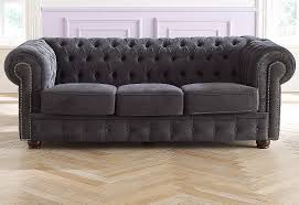 oder sofa max winzer chesterfield sofa rover mit edler knopfheftung 2
