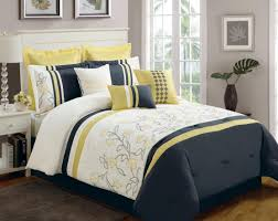 California King Comforter Set Bedding Set Blue Bedding Sets King Mindsight White And Blue