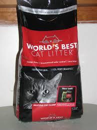 world u0027s best cat litter review