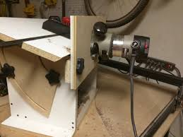 horizontal router table projects inventables community forum