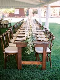 table and chair rentals ta rentals for weddings and events set in your way rentals