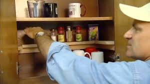 Kitchen Cabinet Door Spice Rack Diy Kitchen Cabinet Spice Rack Today S Homeowner
