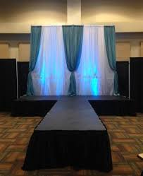 stage backdrops events with design inventory pipe and drape backdrops 12