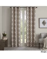 Button Top Curtains 62
