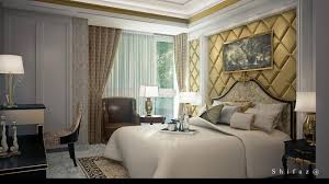 Royal Bedroom by Cgarchitect Professional 3d Architectural Visualization User