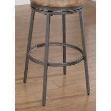 American Woodcrafters American Woodcrafters Stockton Backless Counter Stool Slate Gray