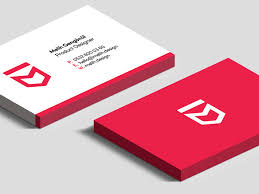Minimal Design Business Cards Beautiful Minimalist Business Cards Design
