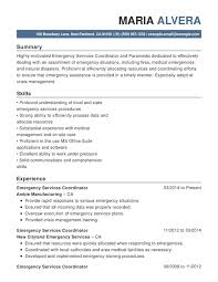 functional resume for students exles of a response emergency services functional resumes resume help