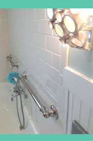 Designer Grab Bars For Bathrooms Personalizing A Cottage Style Bathroom In South Euclid Ohio