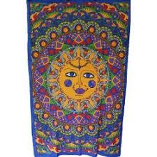 sarong peace signs on tie dye 72 x 44 paganrealms com