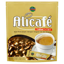 Kopi Tongkat Ali Ginseng Coffee power root alicafe 5 in 1 kopi pracur dengan tongkat ali